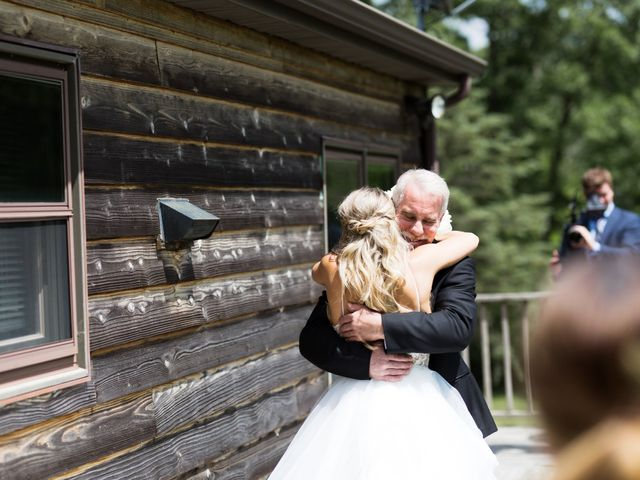 Taylor and Maxwell's Wedding in Marcellus, Michigan 29