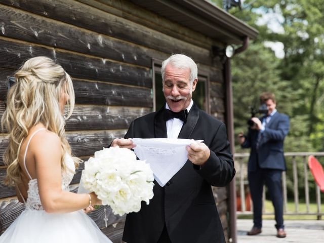 Taylor and Maxwell's Wedding in Marcellus, Michigan 30