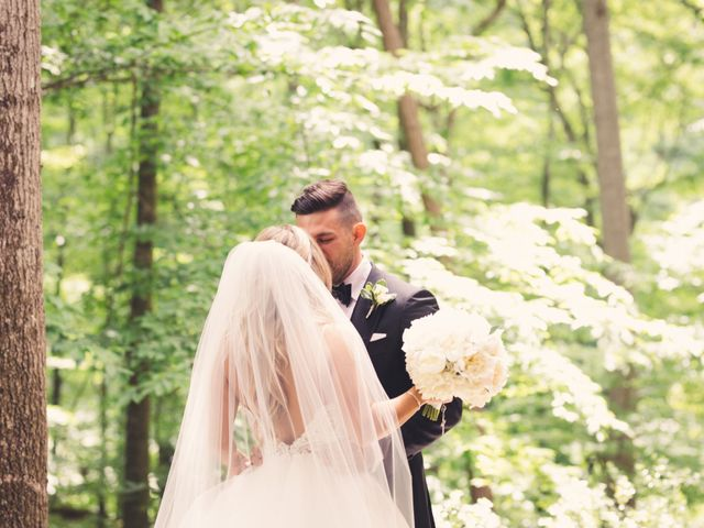 Taylor and Maxwell's Wedding in Marcellus, Michigan 37