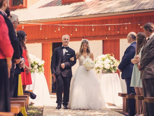 Taylor and Maxwell's Wedding in Marcellus, Michigan 42