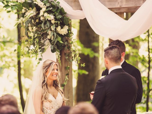 Taylor and Maxwell's Wedding in Marcellus, Michigan 43