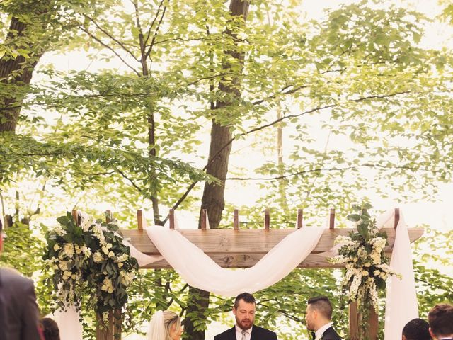 Taylor and Maxwell's Wedding in Marcellus, Michigan 44