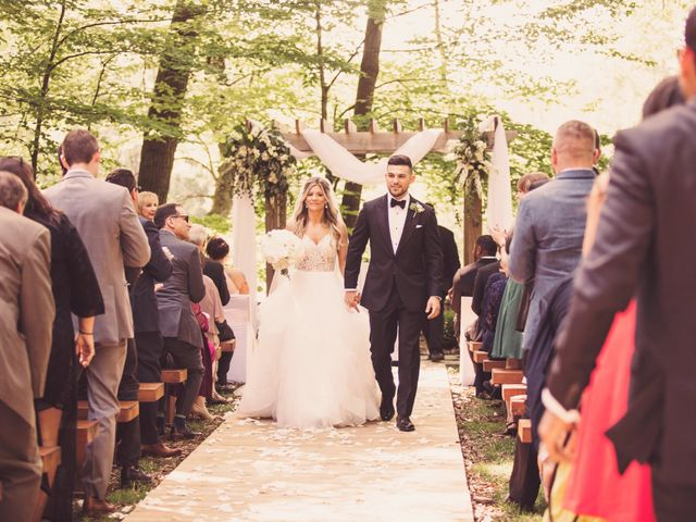 Taylor and Maxwell's Wedding in Marcellus, Michigan 47