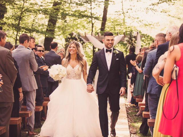 Taylor and Maxwell's Wedding in Marcellus, Michigan 48