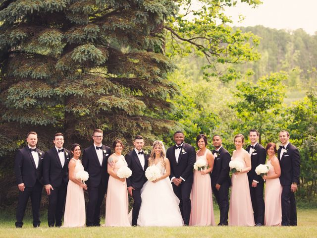 Taylor and Maxwell's Wedding in Marcellus, Michigan 50