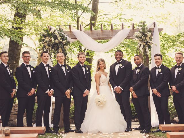 Taylor and Maxwell's Wedding in Marcellus, Michigan 61