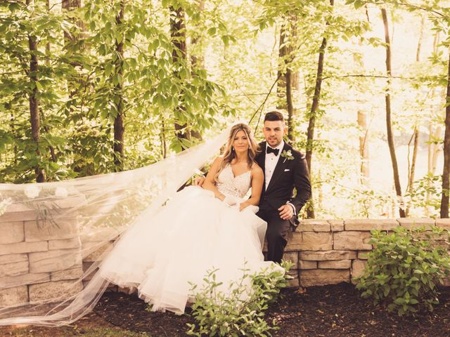 Taylor and Maxwell's Wedding in Marcellus, Michigan 75