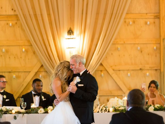 Taylor and Maxwell's Wedding in Marcellus, Michigan 100