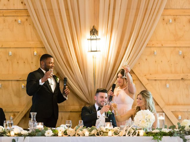Taylor and Maxwell's Wedding in Marcellus, Michigan 107