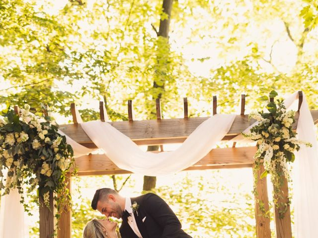 Taylor and Maxwell's Wedding in Marcellus, Michigan 109