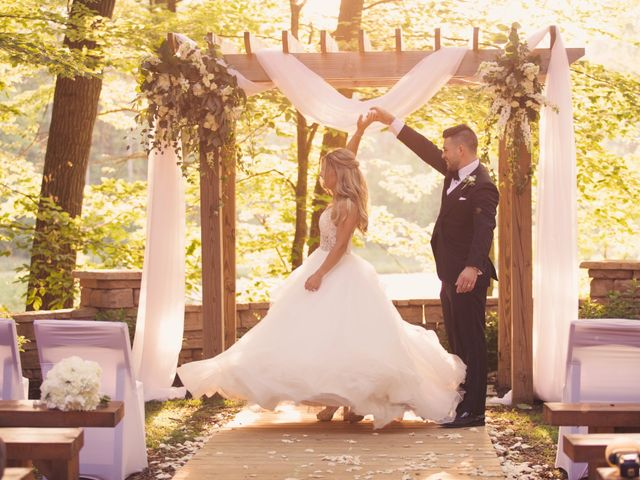 Taylor and Maxwell's Wedding in Marcellus, Michigan 111