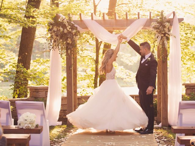 Taylor and Maxwell's Wedding in Marcellus, Michigan 112