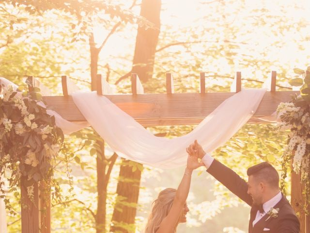 Taylor and Maxwell's Wedding in Marcellus, Michigan 113