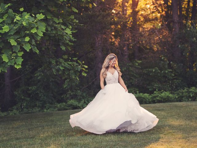 Taylor and Maxwell's Wedding in Marcellus, Michigan 114