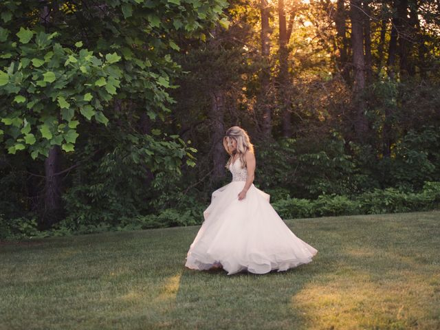 Taylor and Maxwell's Wedding in Marcellus, Michigan 115