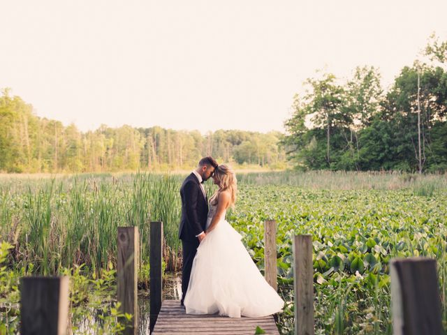 Taylor and Maxwell's Wedding in Marcellus, Michigan 117