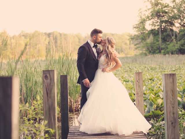 Taylor and Maxwell's Wedding in Marcellus, Michigan 118