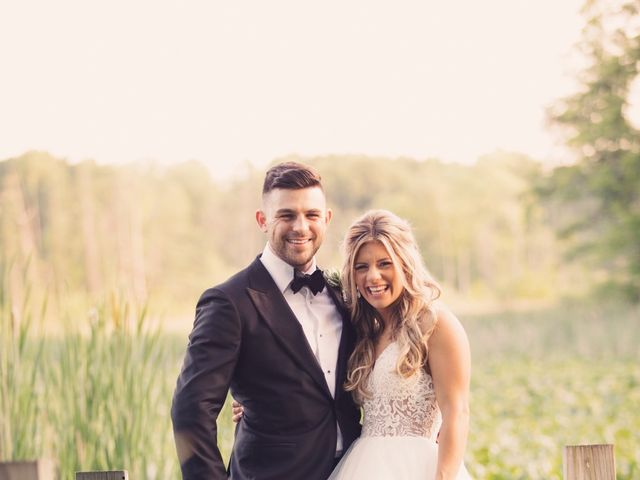 Taylor and Maxwell's Wedding in Marcellus, Michigan 119
