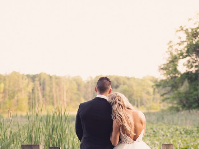 Taylor and Maxwell's Wedding in Marcellus, Michigan 120