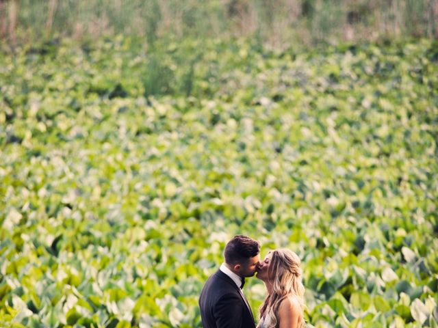 Taylor and Maxwell's Wedding in Marcellus, Michigan 122