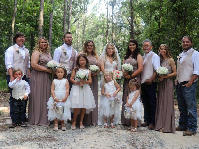 Savanna and Josh's Wedding in Vidalia, Georgia 9