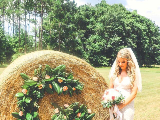 Savanna and Josh's Wedding in Vidalia, Georgia 19