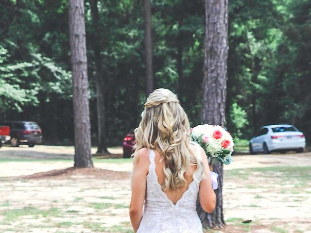 Savanna and Josh's Wedding in Vidalia, Georgia 8