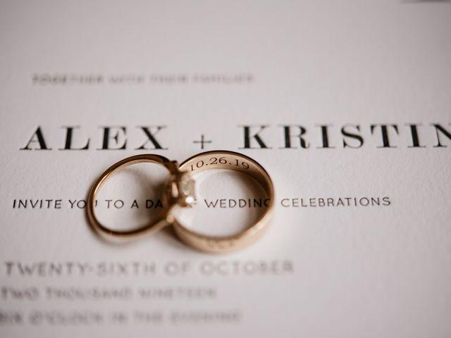 Alex and Kristin's Wedding in Savannah, Georgia 4