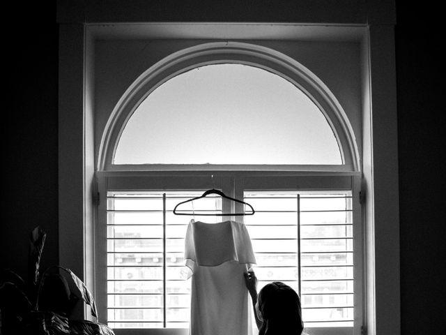 Alex and Kristin's Wedding in Savannah, Georgia 6