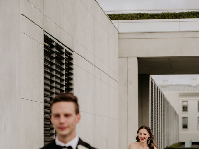 Alex and Kristin's Wedding in Savannah, Georgia 8