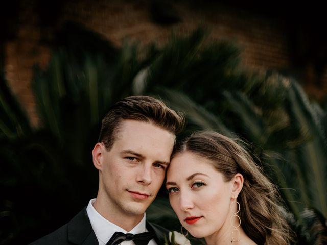 Alex and Kristin's Wedding in Savannah, Georgia 16