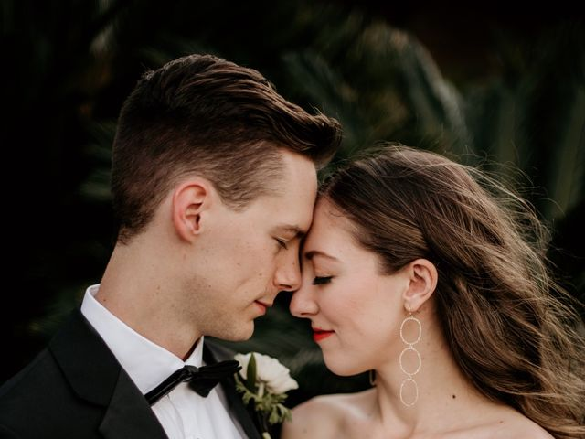Alex and Kristin's Wedding in Savannah, Georgia 17