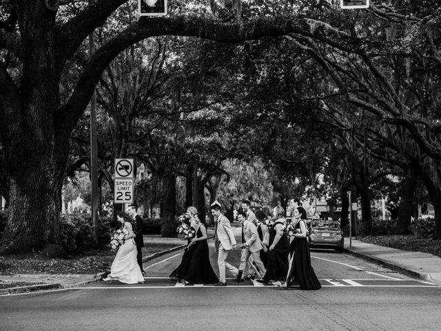 Alex and Kristin's Wedding in Savannah, Georgia 20
