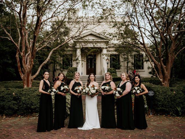 Alex and Kristin's Wedding in Savannah, Georgia 23