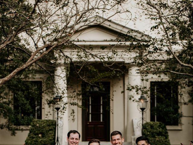Alex and Kristin's Wedding in Savannah, Georgia 26