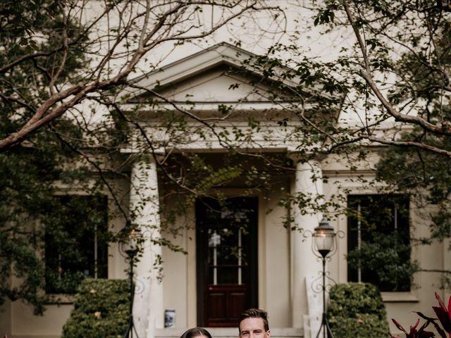 Alex and Kristin's Wedding in Savannah, Georgia 27