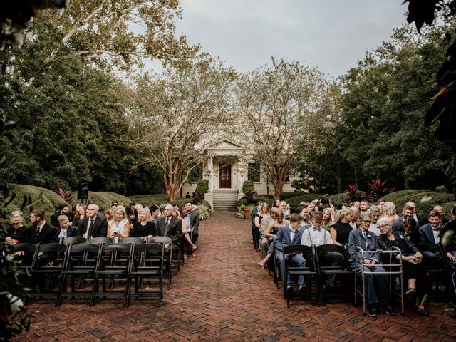 Alex and Kristin's Wedding in Savannah, Georgia 31