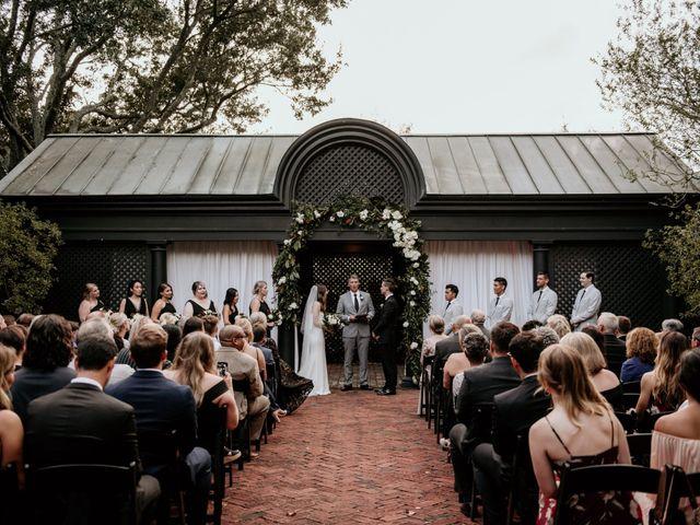 Alex and Kristin's Wedding in Savannah, Georgia 36