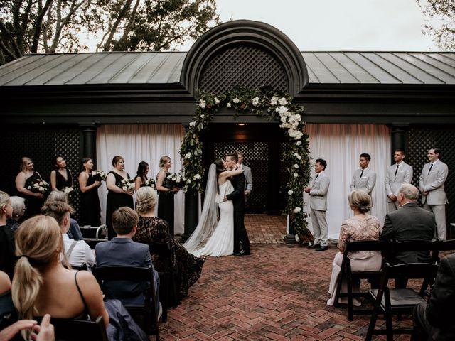 Alex and Kristin's Wedding in Savannah, Georgia 40