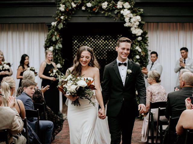 Alex and Kristin's Wedding in Savannah, Georgia 41