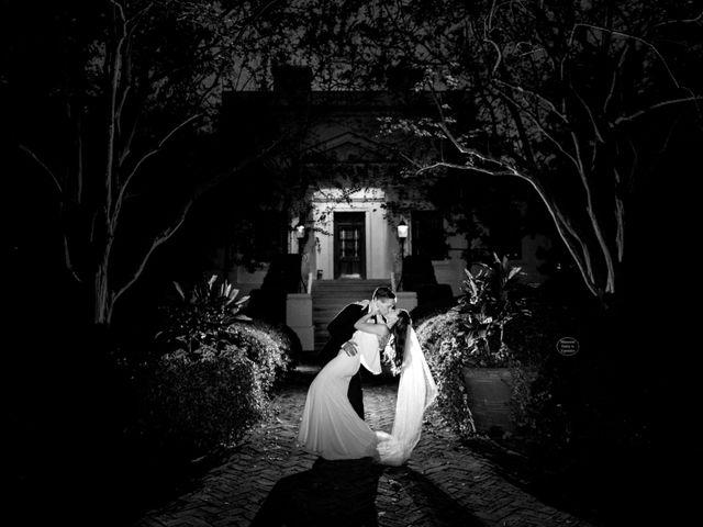 Alex and Kristin's Wedding in Savannah, Georgia 43