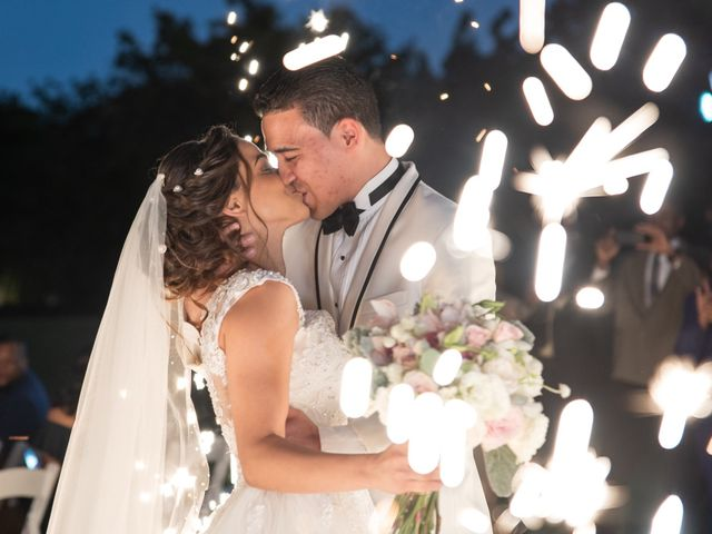 The wedding of Emely and Yamil