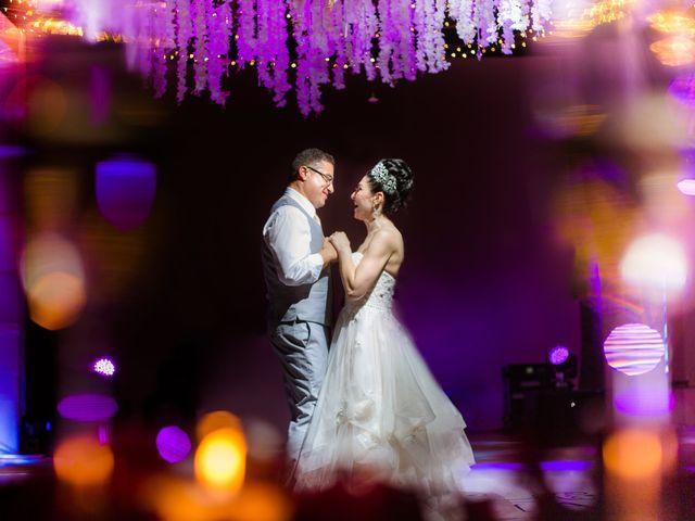 The wedding of Diana and Elias