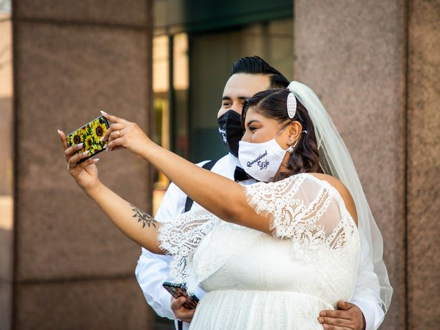 Sarah and Anthony's Wedding in Anaheim, California 5