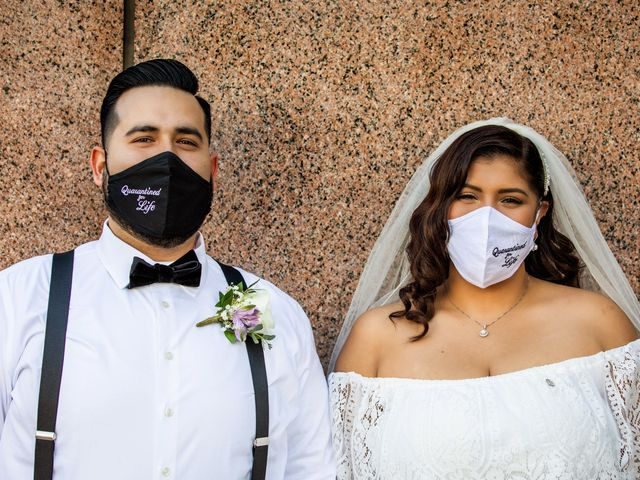 Sarah and Anthony's Wedding in Anaheim, California 6