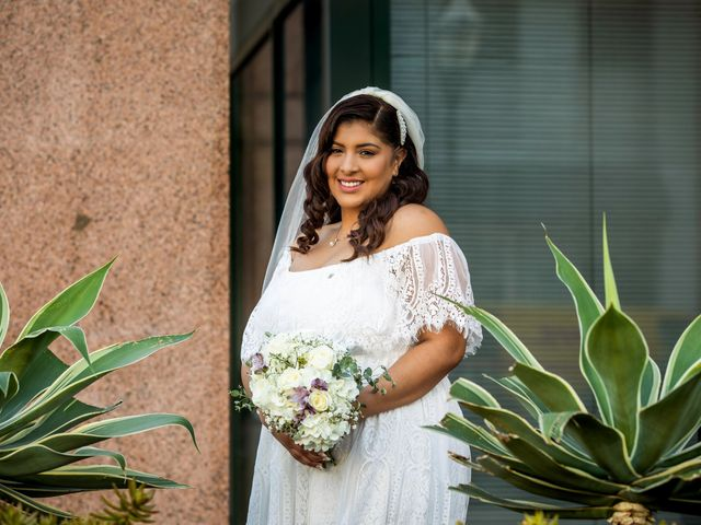 Sarah and Anthony's Wedding in Anaheim, California 9