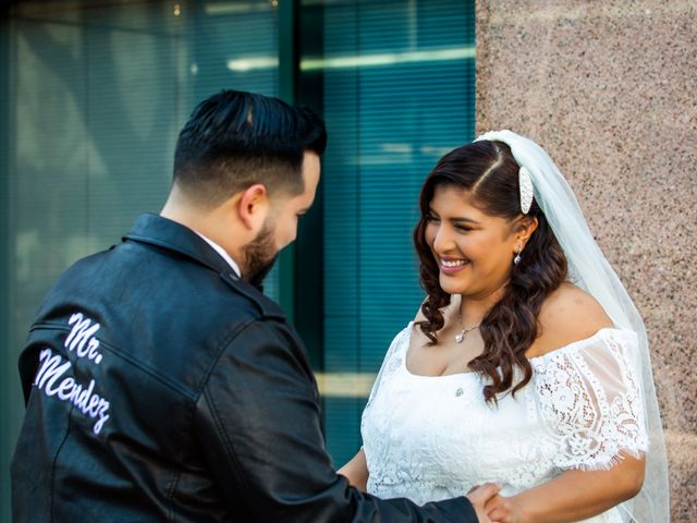 Sarah and Anthony's Wedding in Anaheim, California 13