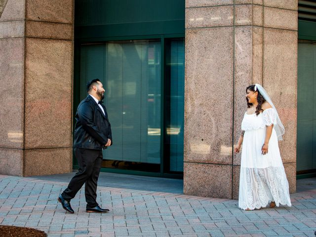 Sarah and Anthony's Wedding in Anaheim, California 15