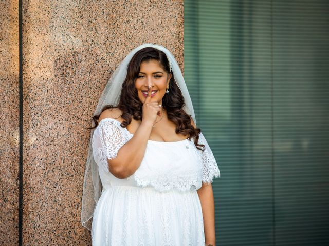 Sarah and Anthony's Wedding in Anaheim, California 16