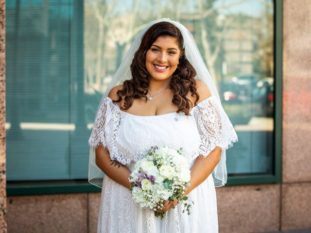 Sarah and Anthony's Wedding in Anaheim, California 17